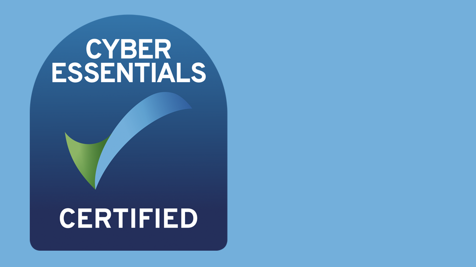 Cyber Essentials Certification for Big Button